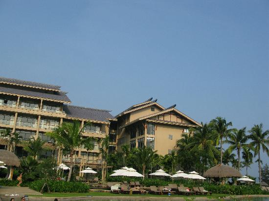 Hilton Sanya Yalong Bay Resort & Spa: 酒店外观