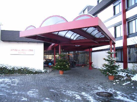 Select Hotel Erlangen : 外景