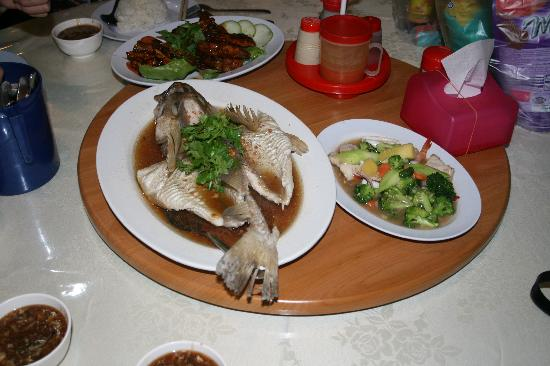Malaysia Hotel: 原汁原味泰国菜
