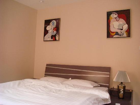 Gallery Inn Xiamen Gulangyu Wenyi Fuxing: 房間2