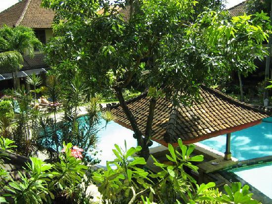 Balisandy Resort: 旅馆的游泳池