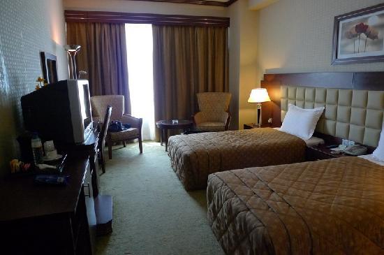 Grand Moov Hotel: 我们的房间