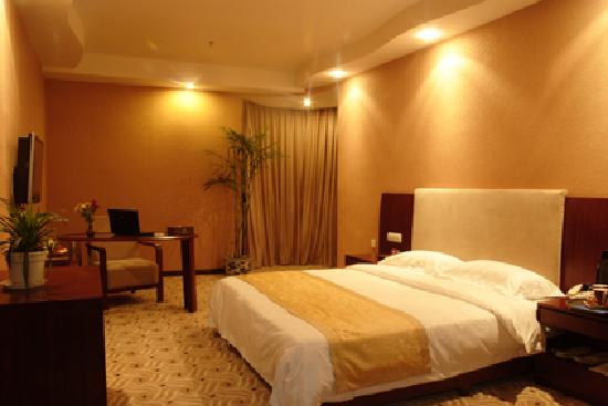 Xihai Hot Spring Holiday Hotel: 客房之一
