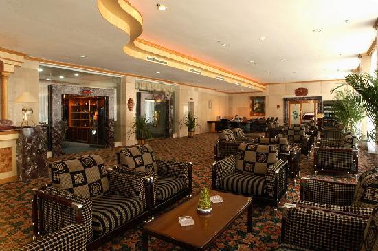 Hua Rong Hotel: 大堂