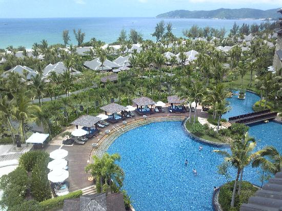 The Ritz-Carlton Sanya Yalong Bay: 手机照