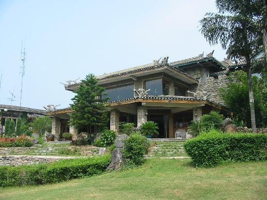 Guilin Landscape Golf Resort: 餐厅