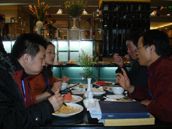 Beijing Tibet Hotel: 自助早餐还可以
