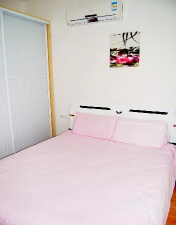 Beautel Guanggu Shangdu Hotel : 房间