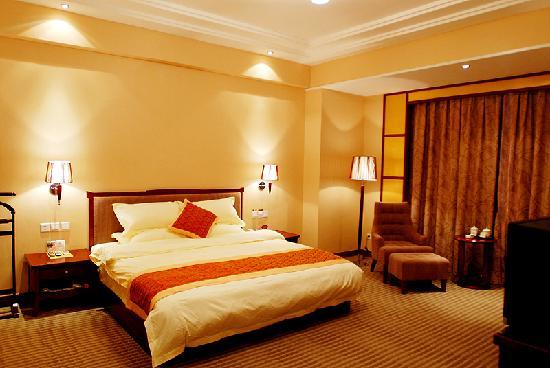 Modern Hotel: 客房