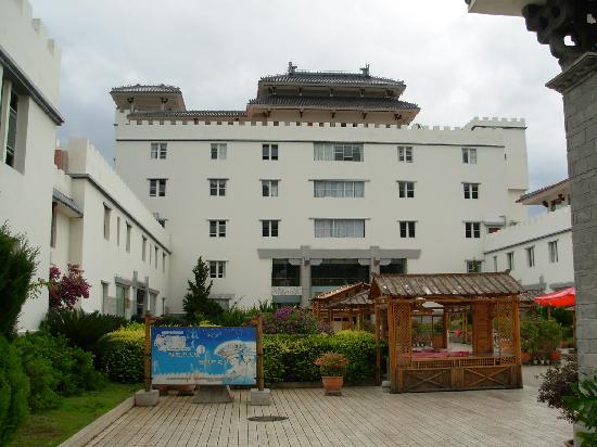 Nanzhaoyuan Hotel: 酒店外景