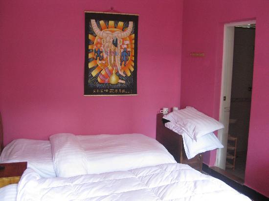 Moonhome Inn (Qiyi Street): 我们住的房间