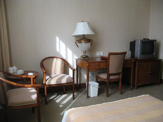 Datong Hotel: 房间设施