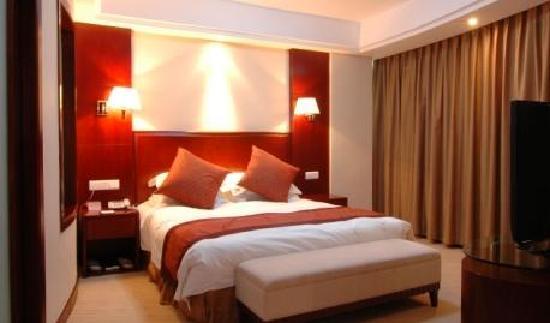 Hangzhou Jinyuan Hotel: 房间
