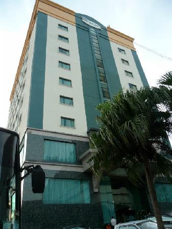 Hotel Orkid Melaka: 酒店大楼
