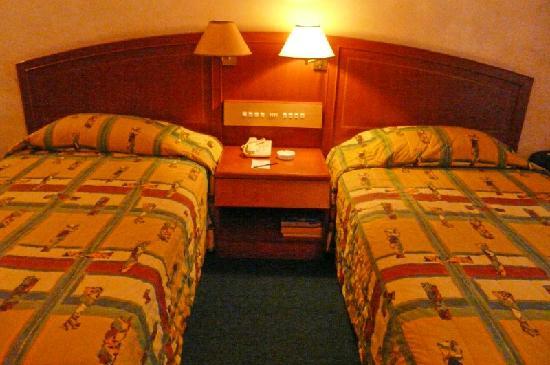 Hotel Orkid Melaka: 入住房间