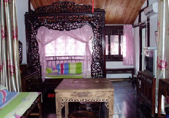 Ma's Hostel: 独立卫浴,空调,电视,电脑,光缆上网