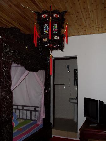 Ma's Hostel: 独立卫浴,空调,电视