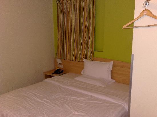 7 Days Inn (Changsha Hongmin Center): 大床