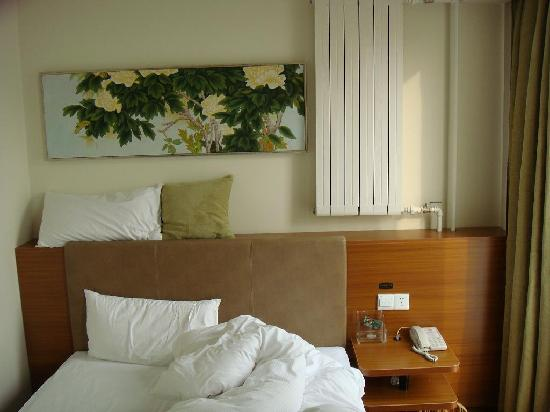 J Hotel Beijing Dongdan: 大床