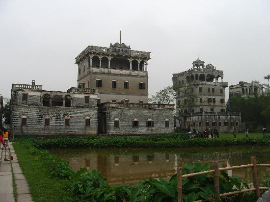 Kaiping Diaolou and Villages: 碉楼