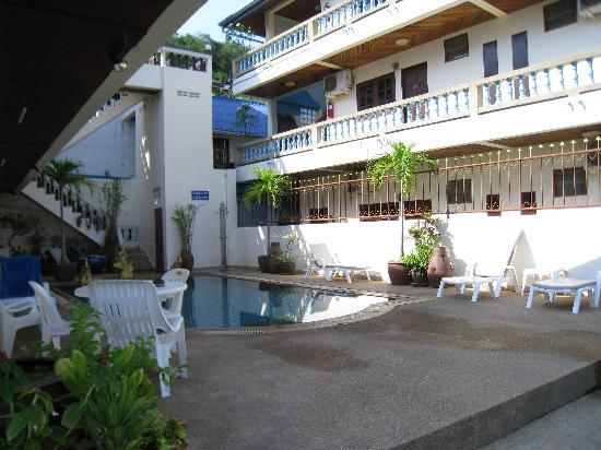 pool picture of blue sky residence patong tripadvisor rh tripadvisor com