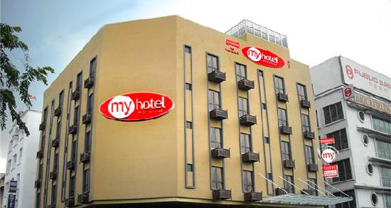 My Hotel at Sentral