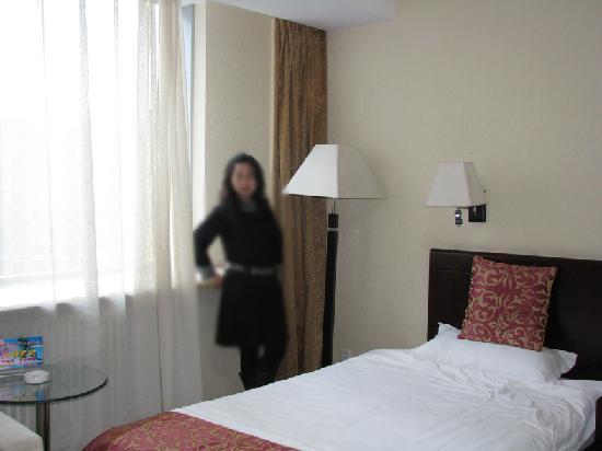 Dongda Holiday Hotel: 酒店房间