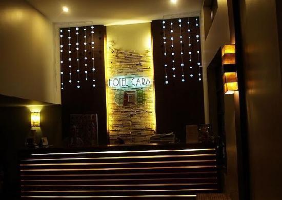 Hotel Cara: 酒店大堂