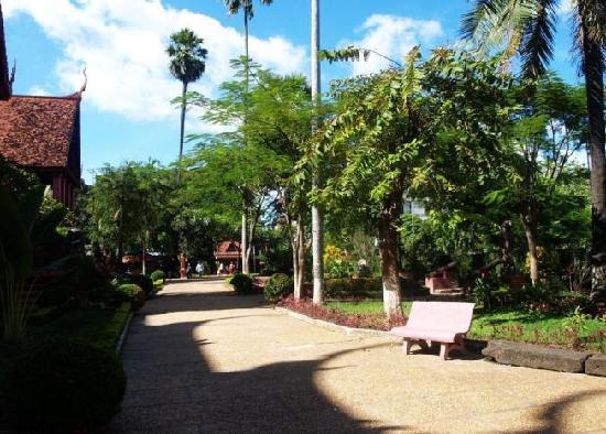 Hotel Cara: 酒店外面
