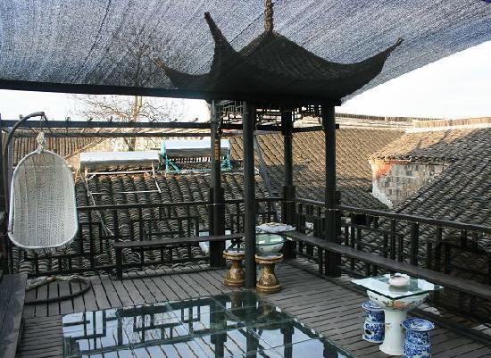 Xuyuangudong Hostel: 小阁楼。