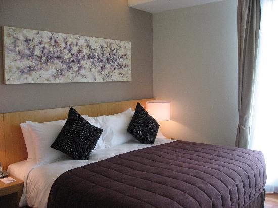 Fraser Place Kuala Lumpur: 卧室