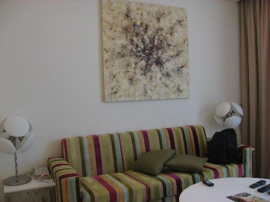 Fraser Place Kuala Lumpur: 客厅2