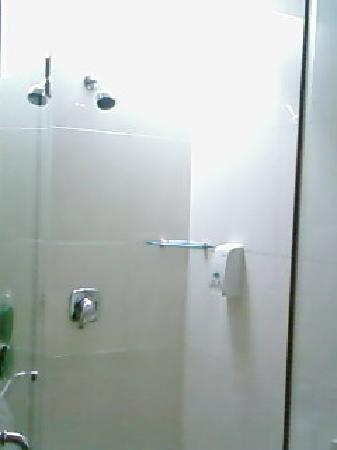 Vienna Hotel Changsha Shidai Dijing: 卫生间设施