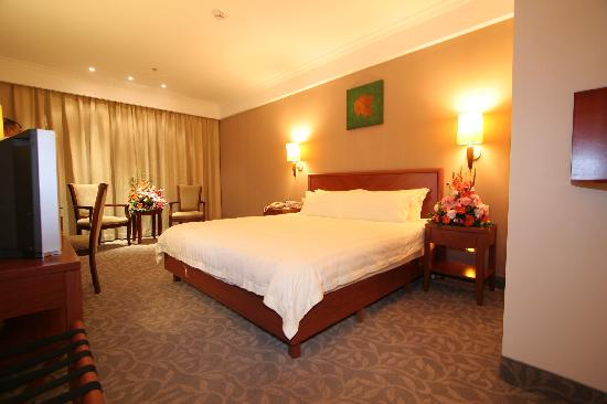 GreenTree Inn Jilin Fortune Square Business Hotel