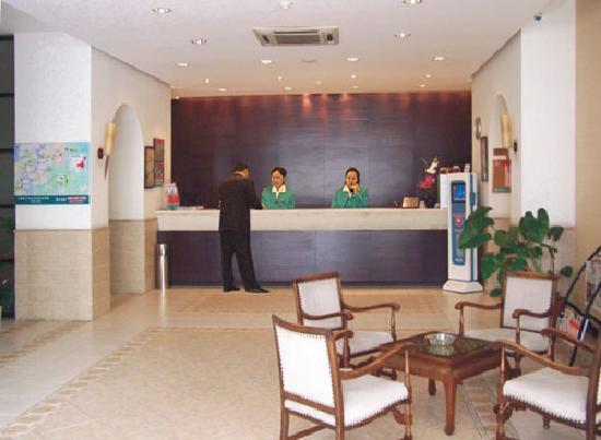 Jinjiang Inn Shanghai Changning : Jinjiang_Inn_Antingzhaofenglu_46