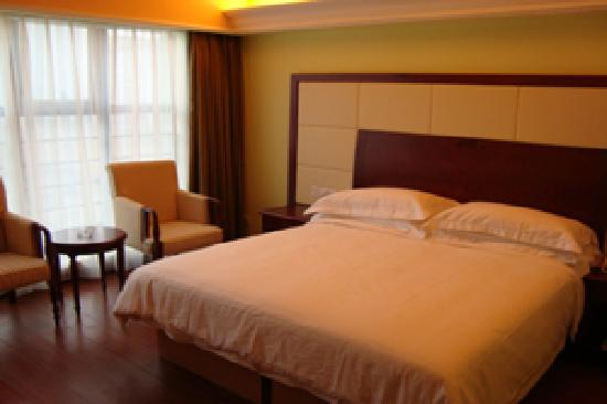 Vienna Hotel Beijing Huayuan: 单人间 很不错的 厕所都是大理石