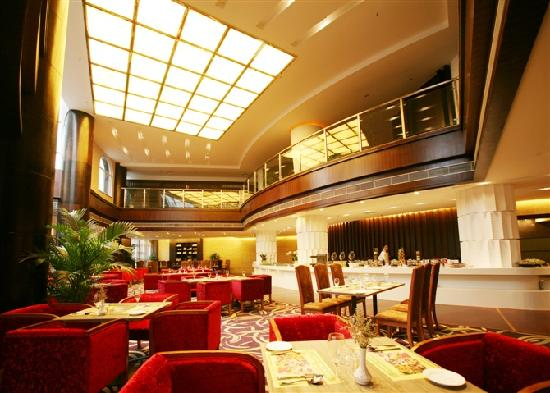 Ourland Hotel: 看上去比较大气的大堂
