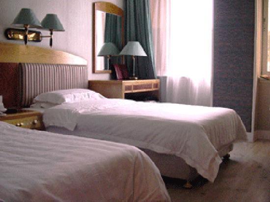 Guoneng Hotel: 屋内