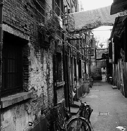 เซี่ยงไฮ้, จีน: 我们曾经的石库门