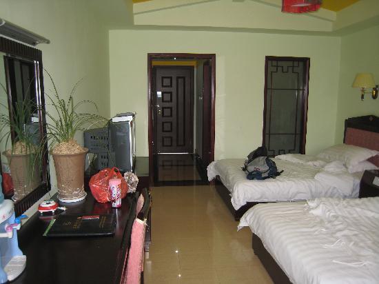 Dali Direguo Hotel: 酒店房间