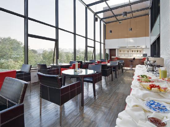 Starway Sunjoy Hotel: 餐厅