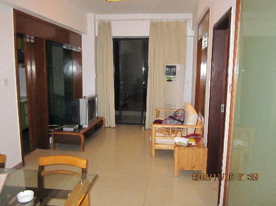 21 Holiday Chain Hualai Siji Hotel: IMG_0471