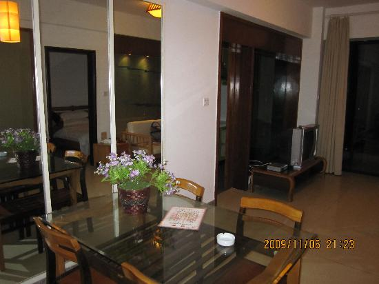 21 Holiday Chain Hualai Siji Hotel: IMG_0472