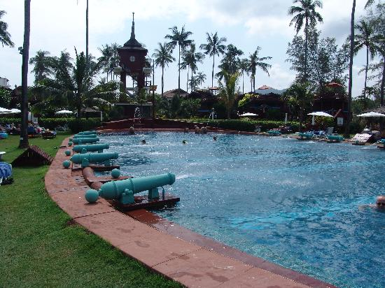 Imperial Boat House Beach Resort, Koh Samui: pool