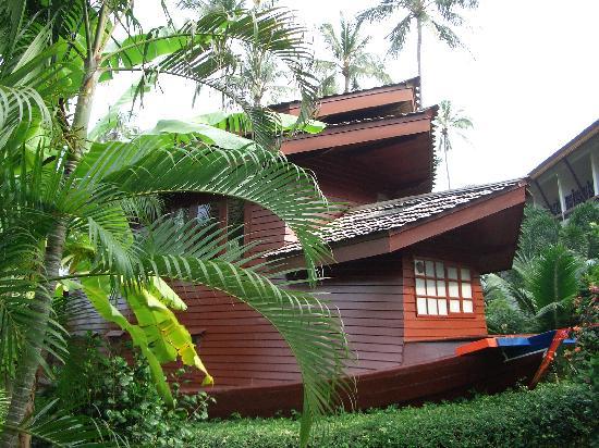 Imperial Boat House Beach Resort, Koh Samui: boat house