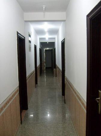 Yangguang 99 Inns (Xiamen Huizhan): 走廊
