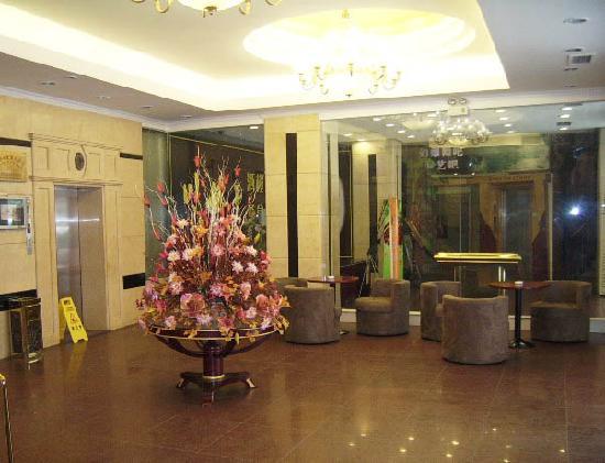 GreenTree Inn Wuxi Guyunhe Business Hotel: 7040344