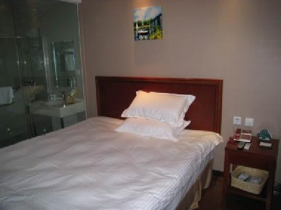 Green Tree Inn (Shanghai Coach Station Express Hotel)