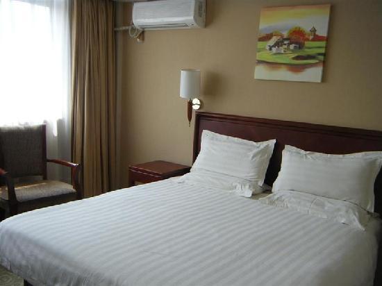 GreenTree Inn Shanghai Songdong Business Hotel: 格林豪泰上海松江松东店