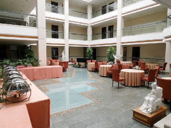 Starway King Garden Hotel: 餐厅